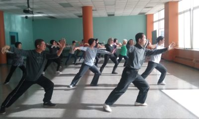 Tai Chi and Qi Gong - Friday -  (Morning Classes) @ Goldie Chu Community Room (2nd floor)