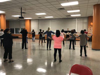 Tai Chi Chuan, Quigong, Sword Dancing (Evening Class) @ Goldie Chu Community Room (2nd floor) | New York | New York | United States